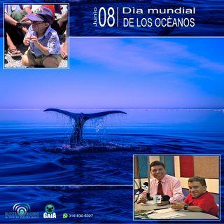 NUESTRO OXÍGENO 08 de junio Día de los océanos-Homenaje al Dr. Roberto Pardo