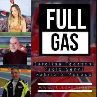 #8 Intervista con Vicky Piria e Luca Filippi - Le news con Carolina Tedeschi e la vita di Colin Chapman con Paolo Senni