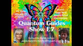 Quantum Guides Show E7 - Aage Nost & The MasterMind Connection