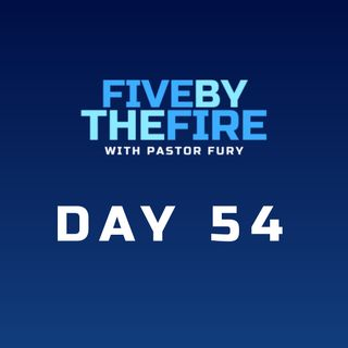 Day 54 -  Humility Chases Unity