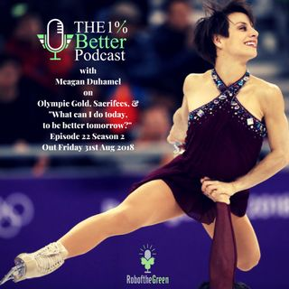 Meagan Duhamel - Sacrifices, Flow States, and Focusing on the Task, not the Result - EP079
