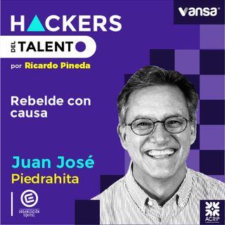 028. Rebelde con causa - Juan José Piedrahita (Equitel)  -  Lado A