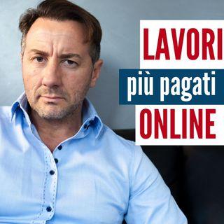 LAVORI PIÙ PAGATI online