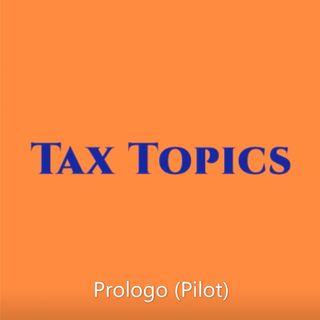 1. Prologo (Pilot)
