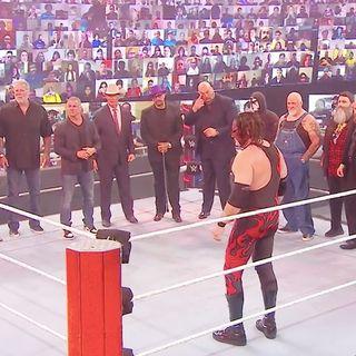 Wrestle Report #12: Undertaker's Farwell, AEW Winter Is Coming & NXT WARGAMES