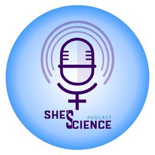 Mudanças estão ocorrendo no She'Science
