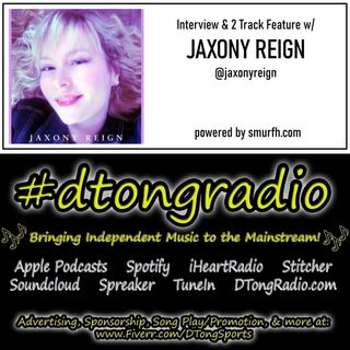Top Indie Music Artists ft Singer/Songwriter Jaxony Reign - Powered by SmurfH.com