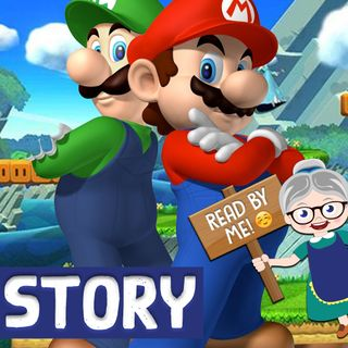 Mario Story - The Level Up