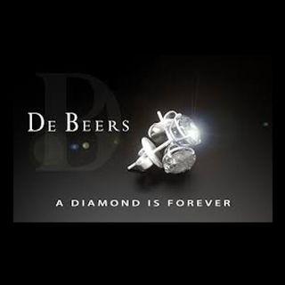 El diamante sintético fabricado por la  De Beer