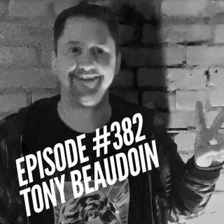 WR382: Tony Beaudoin