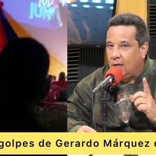 Caiga Quien Caiga La paz de Gerardo Márquez del PSUV a C...golpes