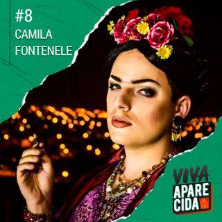 #8 - Camila Fontenele e o poder das nossas memórias