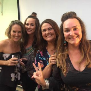 Show + Tell LIVE podcast with Chrissie Swan, Kate Langbroek and Sophie Cachia (The Young Mummy)