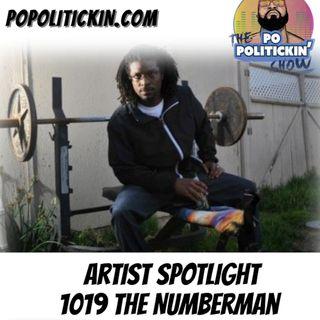 Artist Spotlight - 1019 the Numberman | @numberman1019