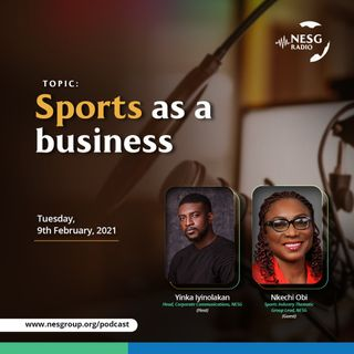 Sports as a Business: Nigeria's Sports Industry as The Golden Goose