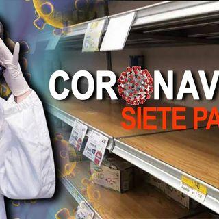 Città deserte e supermercati presi d'assalto! Aumenta il numero delle vittime da coronavirus in Italia!