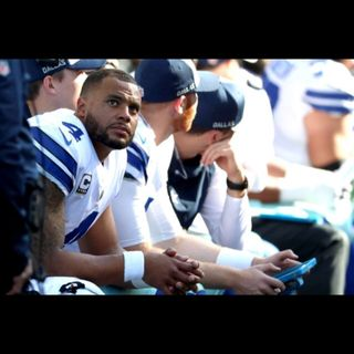 Who's to blame for the Dallas Cowboys 1-2 start to the 2018-19 season?