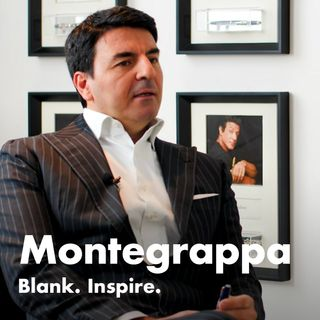 Intervista a Penne Montegrappa- come scrivere una storia di successo - Blank. Inspire