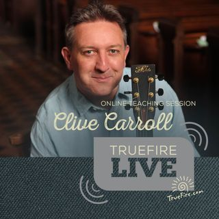 Clive Carroll - Acoustic Guitar Lessons, Performance, & Interview
