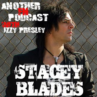 Stacey Blades - Let It Rawk/Ex-LA Guns