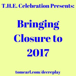 Closure for 2017