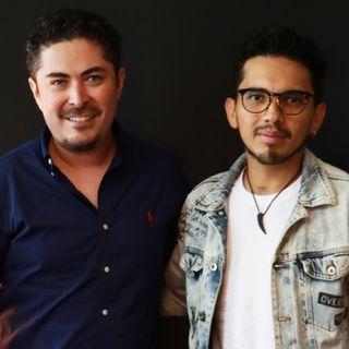 T2 ep.1 Proyectos y cine | Conversaciones con Sergio Gutiérrez y José Luis Fajardo