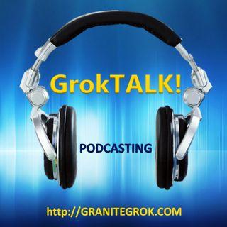 GrokTALK! - at the RLC Convention
