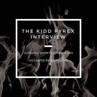 The Kidd Pyrex Interview.