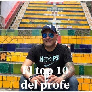 TOP 10 7 DE MARZO