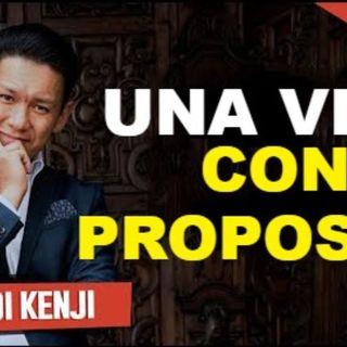 PROPOSITO DE VIDA - YOKOI KENJI 2021 - UNA VIDA CON PROPOSITO