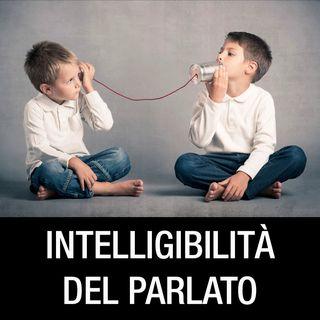 Intelligibilità del parlato