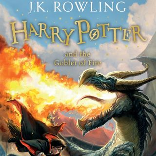 Harry Potter And The Goblet Of Fire Audiobook Chapter 16
