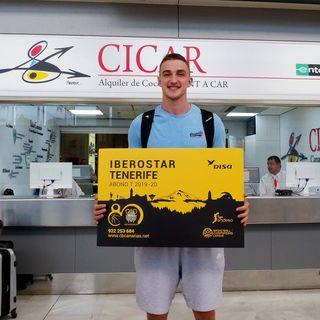 """Tomasz Gielo: """"Tengo una deuda con la afición y con el club"""""""