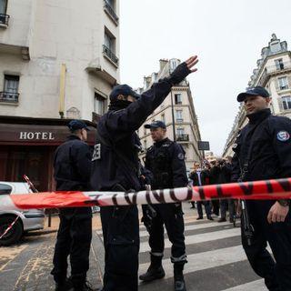 Paura a Parigi per attentato compiuto non lontano dalla bastiglia