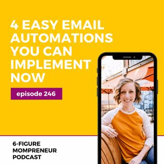 4 easy email automations you can implement now