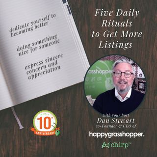 5 Daily Rituals to Get More Listings - WTSN Episode 39 Podcast