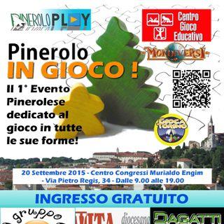 SPECIALE Pinerolo In Gioco con DAVIDE PERINO!
