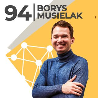 Borys Musielak-inspirujący ludzie dają mi energię do działania-SMOK Ventures
