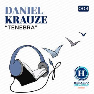 Tenebra, de Daniel Krauze, un libro crudo de política mexicana basado en hechos reales