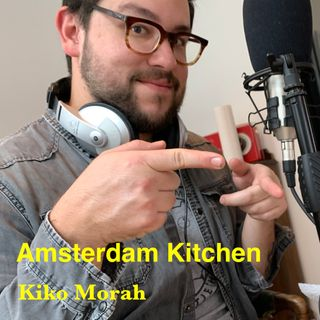 Kiko's expat food doc & home brewing in Amsterdam