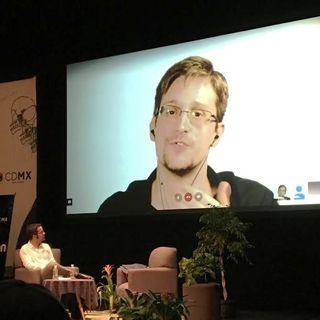 ESPECIAL [#PASSWORD]: Edward Snowden en México.