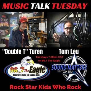 (Music Talk Tuesday): Rock Star Kids Who Rock