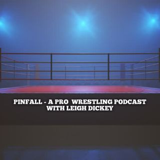 Episode 9 - Being A Fan of Pro Wrestling