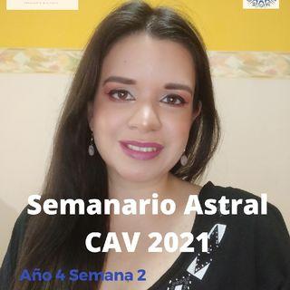 Semanario Astral CAV Enero 2021 Semana 2