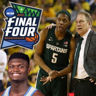 Episode 3: March Madness 2019 (w/ Joey Capostagno again!)