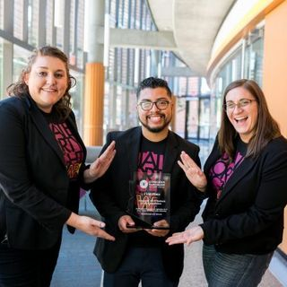 Conscious Capitalism Chapter at Arizona State University W P Carey School of Business and the 2019 Business Case Competition Winner
