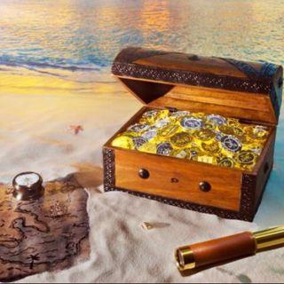 #ast una caccia al tesoro difficile a MORIRE !!