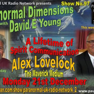 Paranormal Dimensions - Alex Lovelock