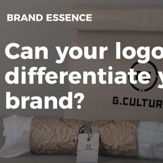 EP21 - Can Your Logo Differentiate Your Brand By Itself?