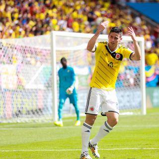 Episodio 16 - La Actualidad de James, y las Variantes de la Selección Colombia